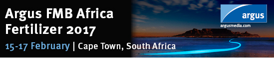 The 8th annual Argus FMB Africa Fertilizer conference –